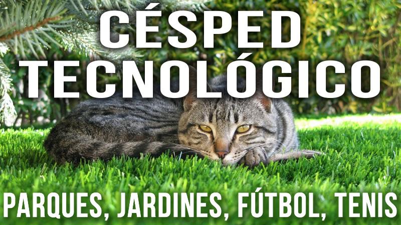 Cesped Tecnológico