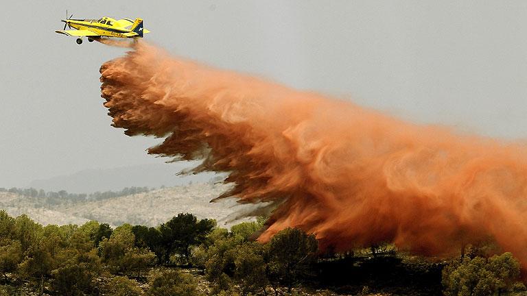 Los incendios provocan un 20% de las emisiones de CO2